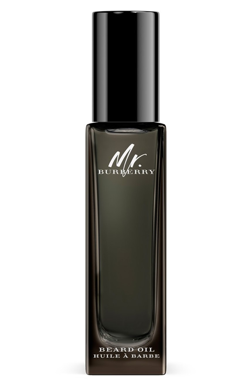 BURBERRY Mr. Burberry Beard Oil ($55)..jpg