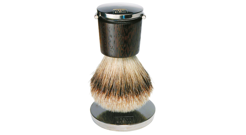 ACQUA DI PARMA  Collezione Barbiere Shaving Brushand Stand at Holt Renfrew $ 427