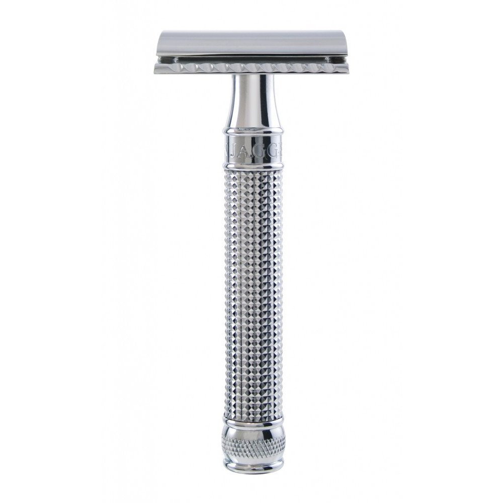 EDWIN JAGGER  3D Laser Diamond Double EdgeSafety Razor $75