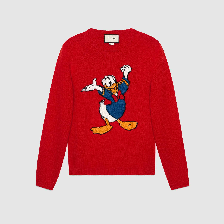 bc1df85d Gucci's New Donald Duck Collection — DTKMEN