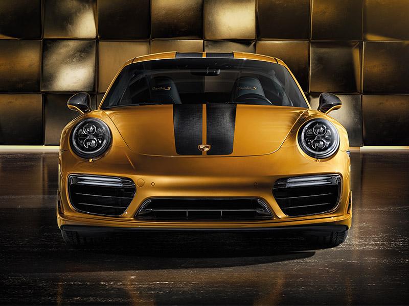 Porsche 911 Turbo S Exclusive Series Dtkmen