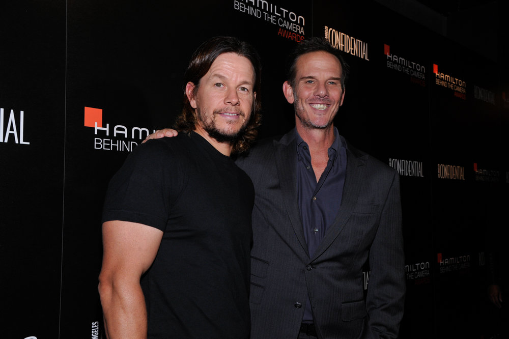 Mark Wahlberg, Peter Berg