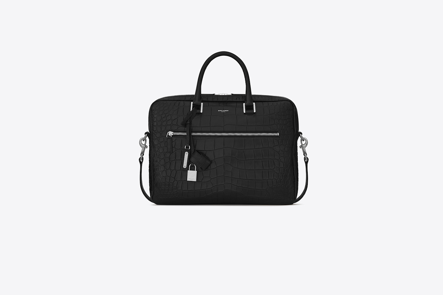 fc772466861 After the beautiful and modern Rivington Backpack, Saint Laurent has  decided to reveal a series of new bags, part of the Winter 2017 collection.