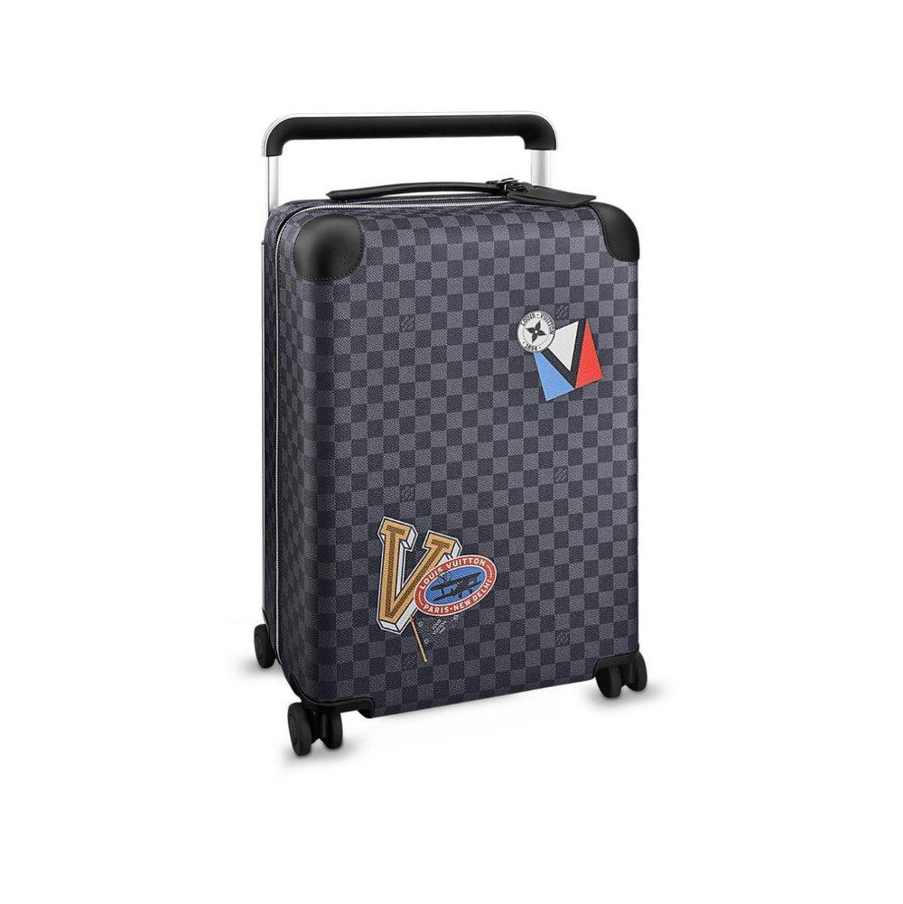 Louis Vuitton League Horizon Travel Luggage