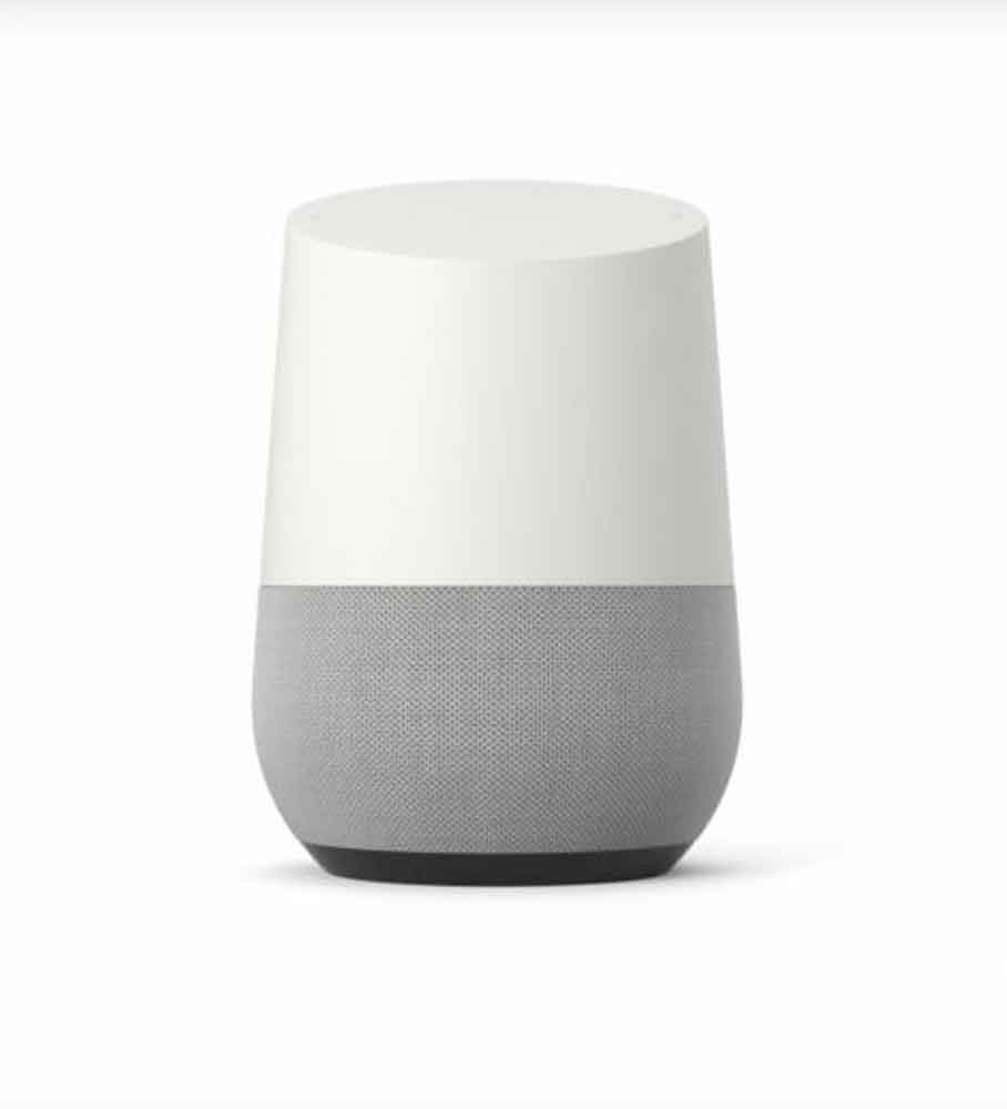 GOOGLE HOME  Intelligent Speakers System ($149).