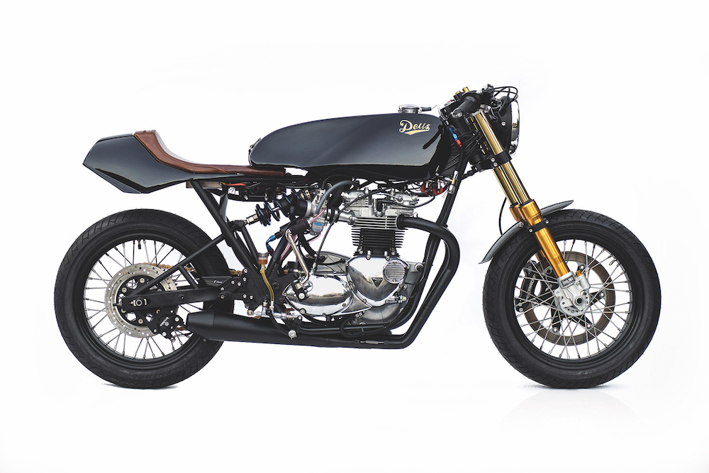 Deus Ex Machina TTT Motorcycle