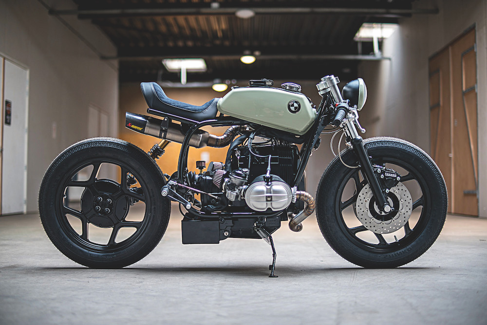 Ironwood Custom BMW R80 Motorcycle