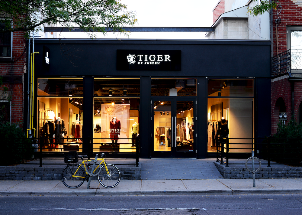 TIGER OF SWEDEN (56 Ossington Ave, Toronto)