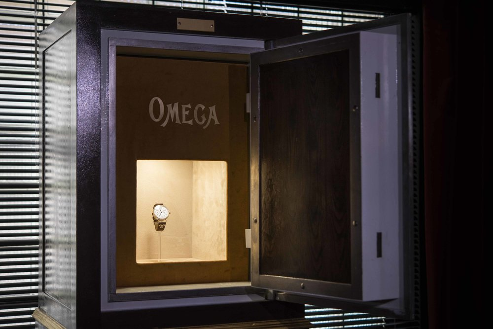 Images courtesy of OMEGA Watches Canada