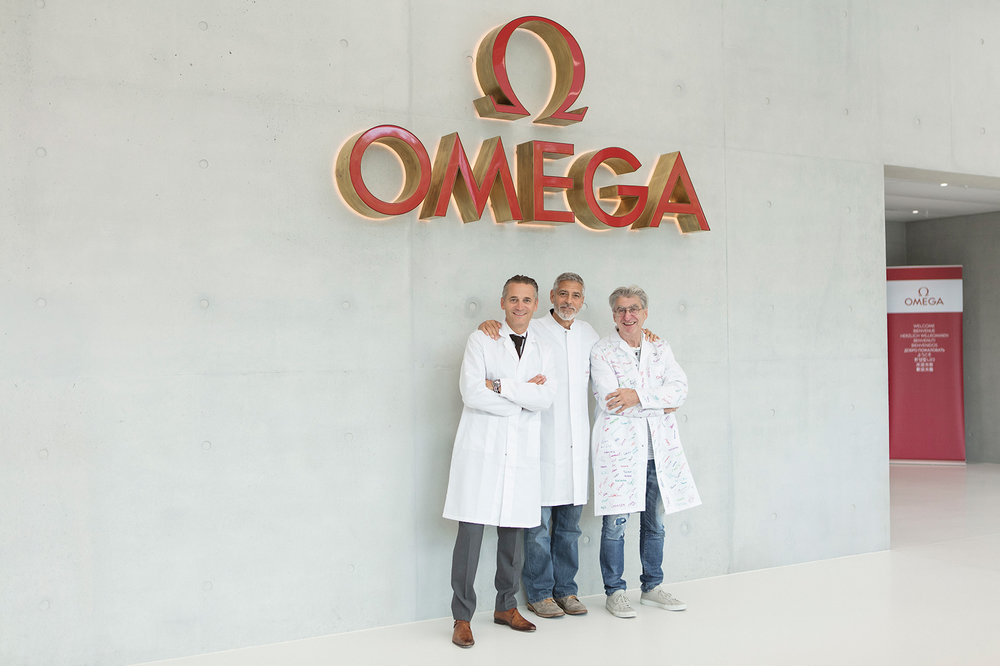 Image courtesy of OMEGA watches Canada