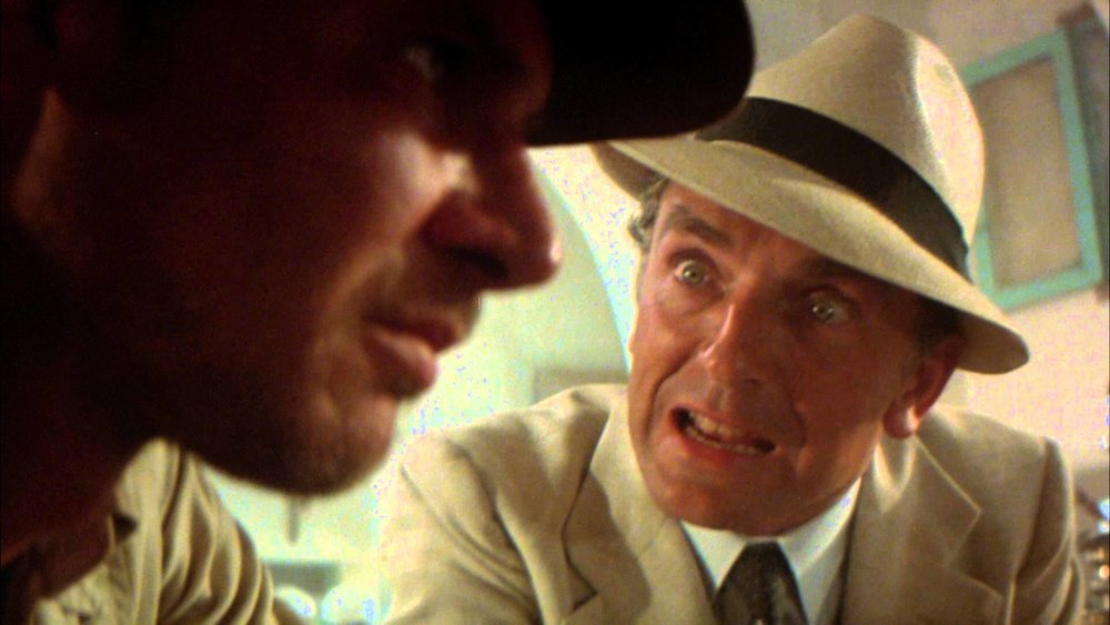 Spielberg and Lucas's  Raiders of the Lost Ark