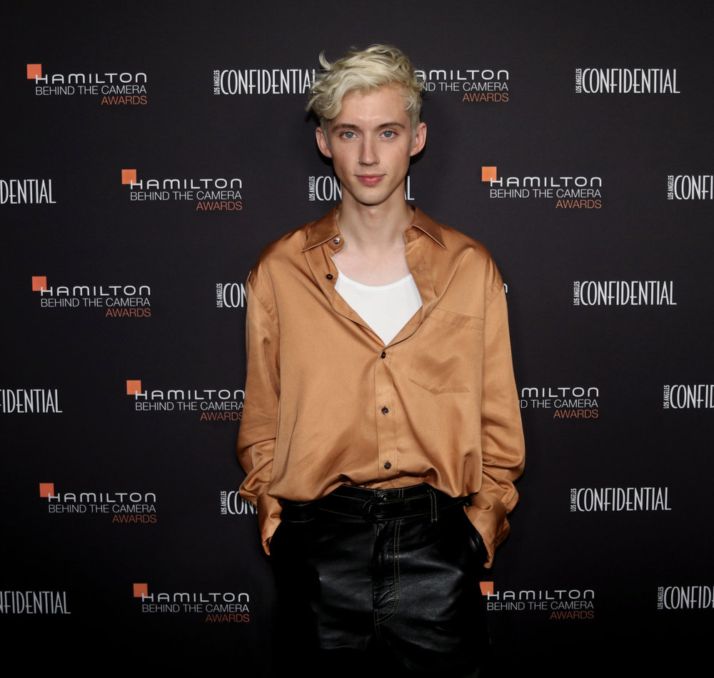 Hamilton Behind the Camera Awards 2018 - Troye Sivan - Red Carpet.