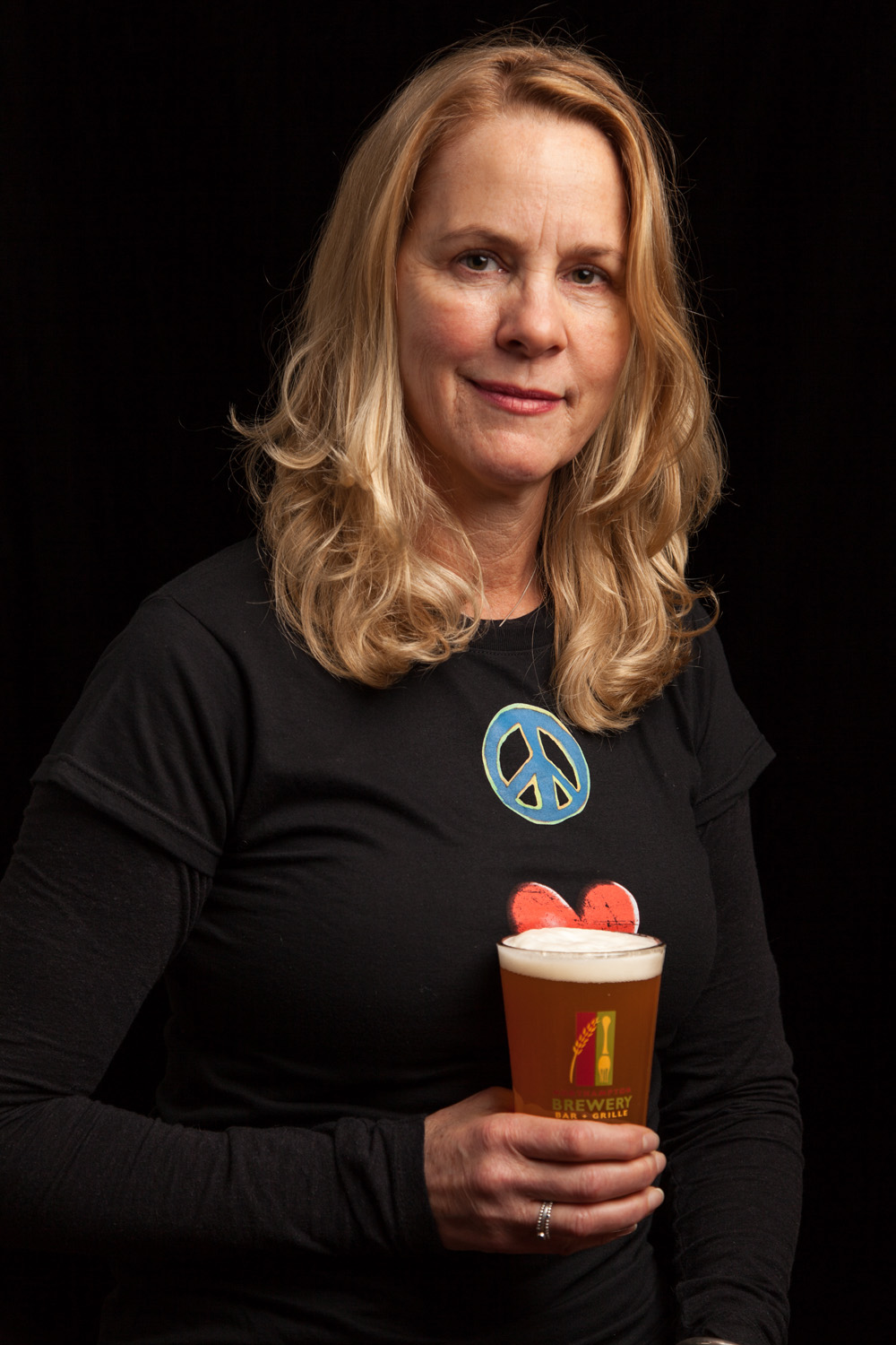 Janet Egelston, Owner of Northampton Brewery, Northampton, MA Established in 1987