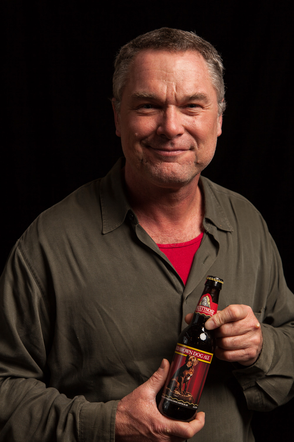 Peter Egelston, owner of the Portsmouth Brewery Portsmouth, NH Established in 1991 and Smuttynose Brewing Co. Hampton, NH Established in 1994