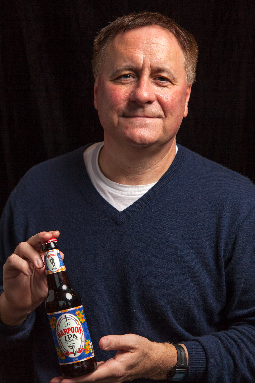 Rich Doyle, Founding Partner of Harpoon Brewery Boston, MA Established in 1987