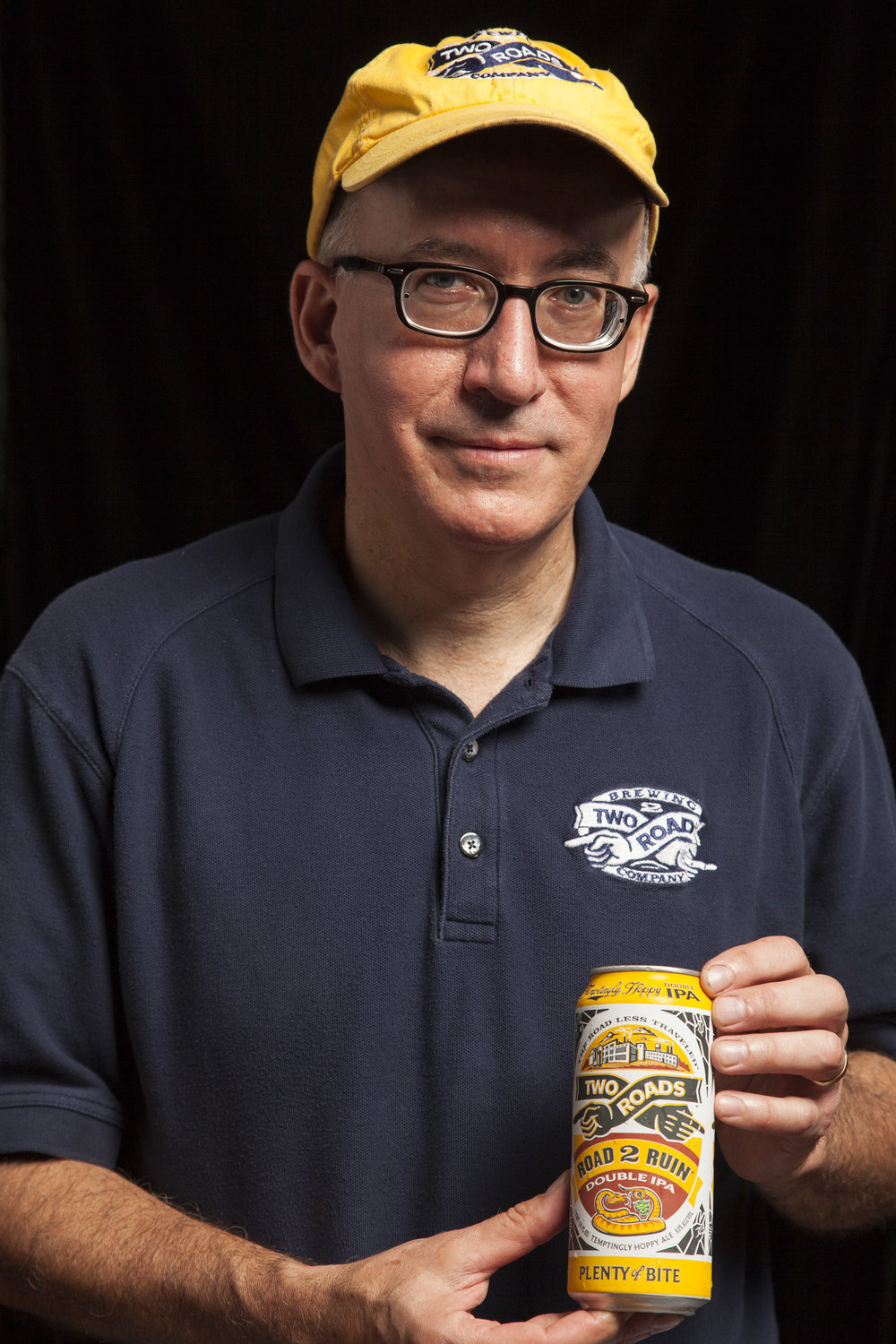 Phil Markowski, Brewmaster and Founding Partner Two Roads Brewing Co. Stratford, CT Established in 2012