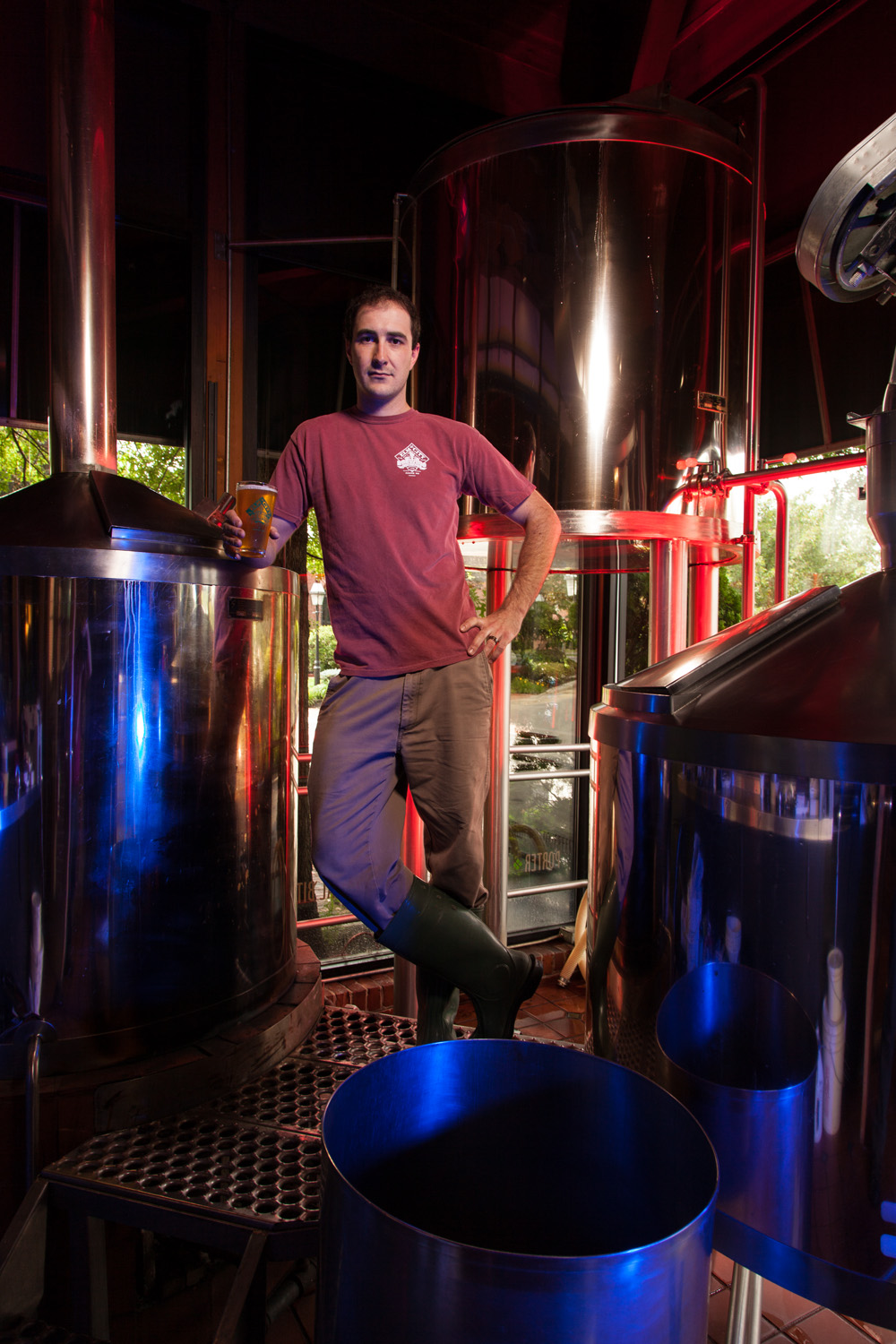 Ben Mullett, Head Brewer Elm City Brewing Co. Keene, NH Established in 1994