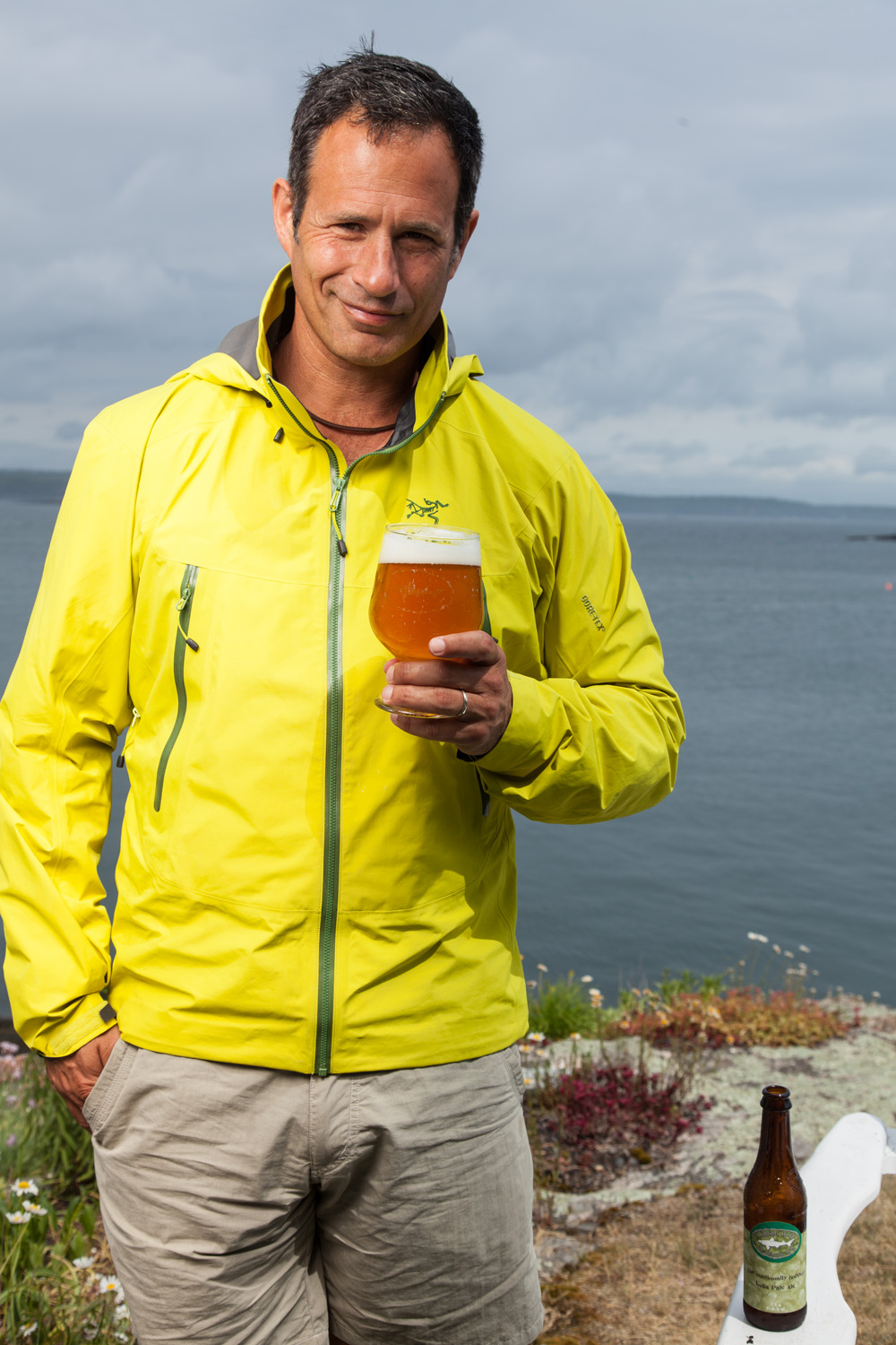 Sam Calagione, Honorary New England Brewer