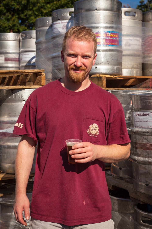 Caleb Goodrich, Head Brewer Berkshire Brewing Co. So. Deerfield, MA Established in 1994