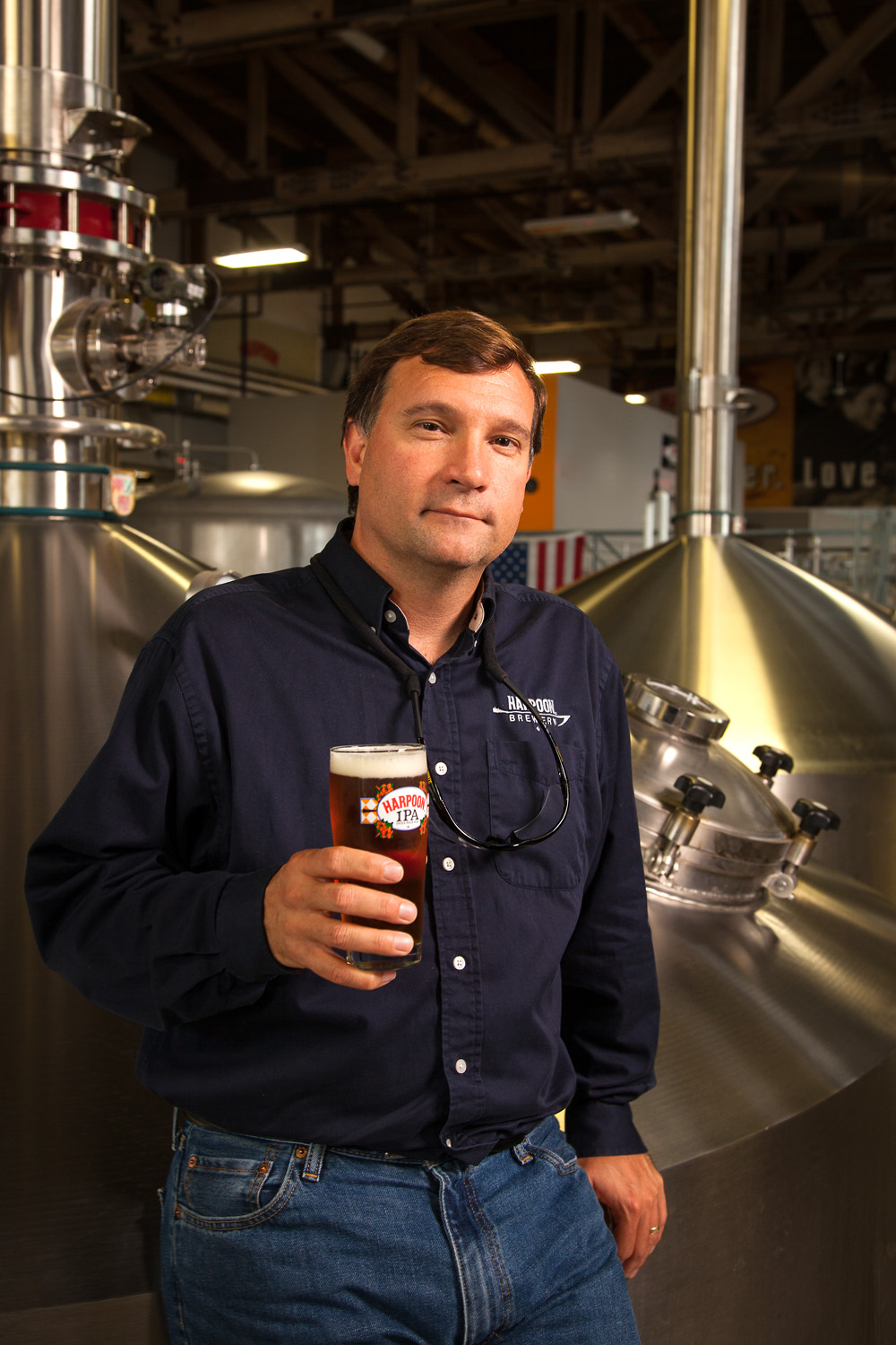 Al Marzi, Chief Brewing Officer Harpoon Brewery Boston, MA Established in 1986