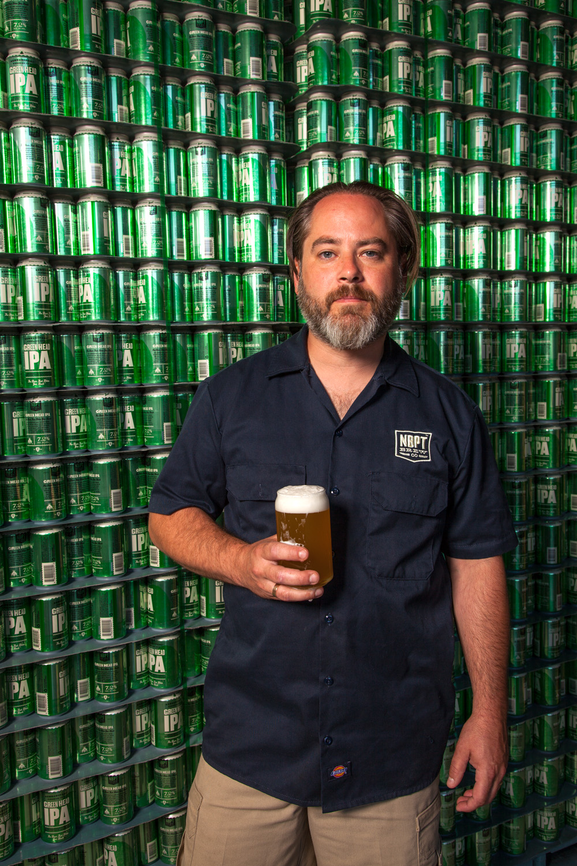 Mike Robinson, Brewmaster Newburyport Brewing Co. Newburyport, MA Established in 2012