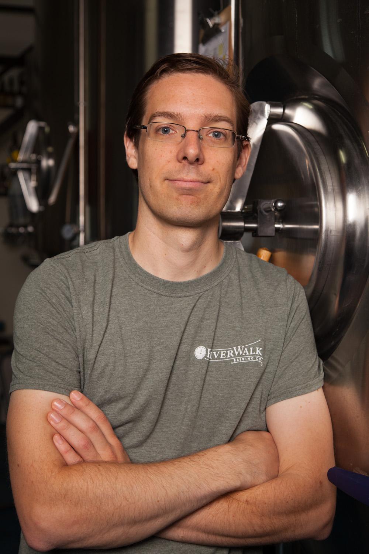 Steve Sanderson, Brewmaster Riverwalk Brewing Co. Newburyport, MA Established in 2011