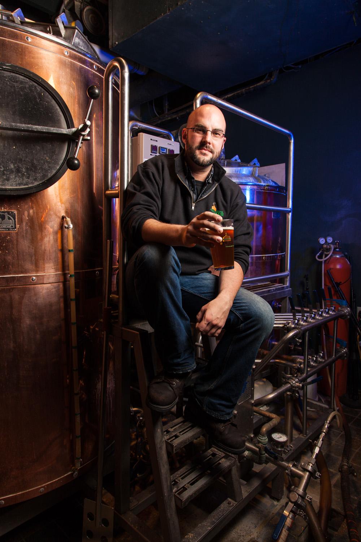 Ryan Daigle, Head Brewer Gardner Ale House Gardner, MA Established in 2006