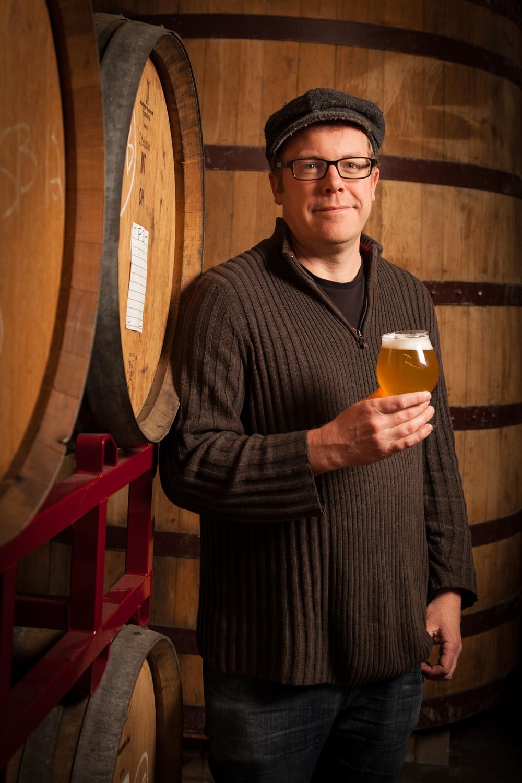 Bryan Greenhagen, Brewmaster Mystic Brewery Chelsea, MA Established in 2011