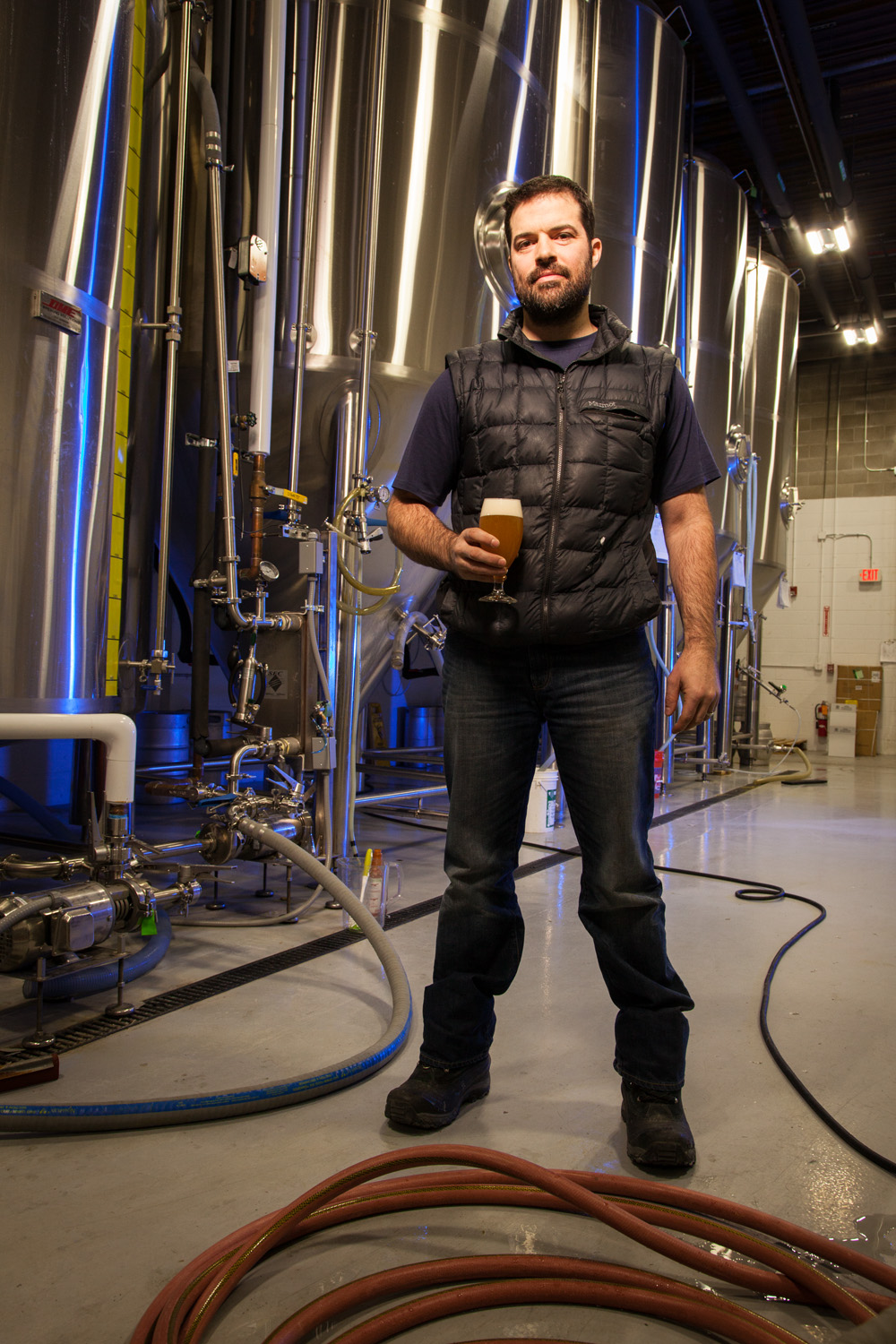 Jean Claude Tetreault, Brewmaster Trillium Brewing Co. Canton, MA Established in 2013