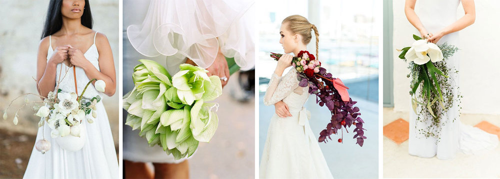 Modern Bouquets