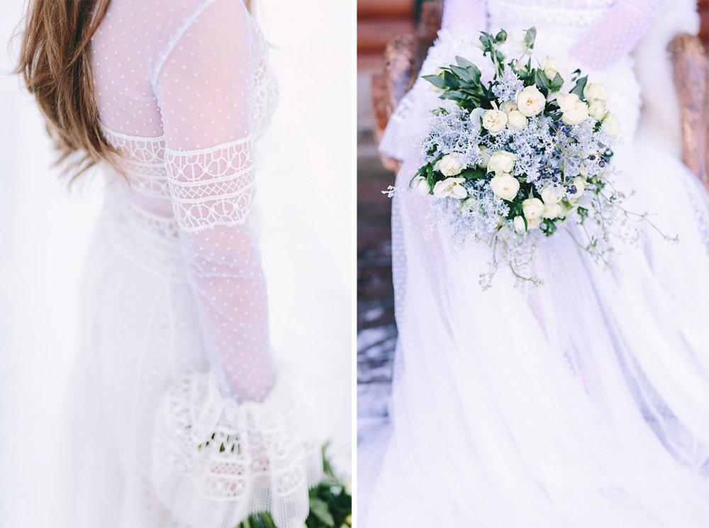Christos Costarellos wedding dress