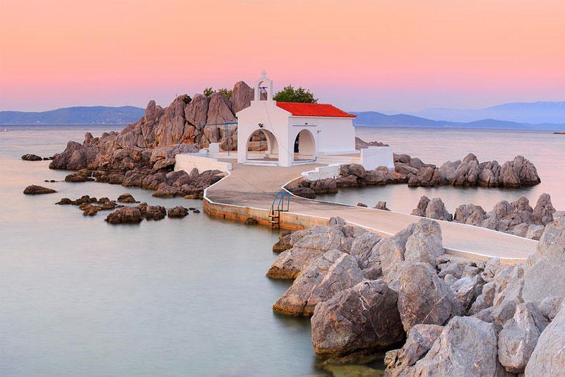 Agios Isidoros - Chios