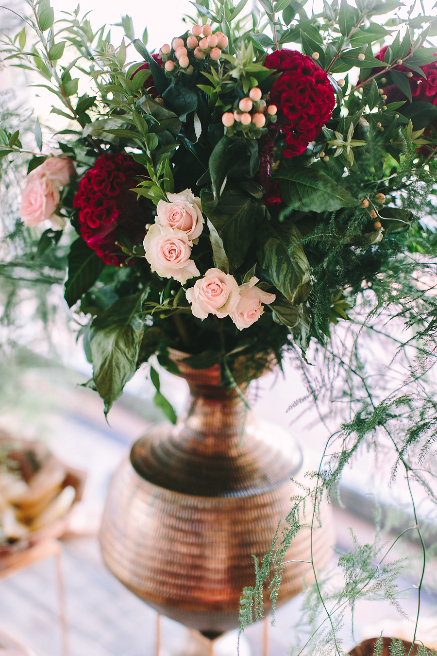 Wedding in Athens Lux Vineyard Floral Design