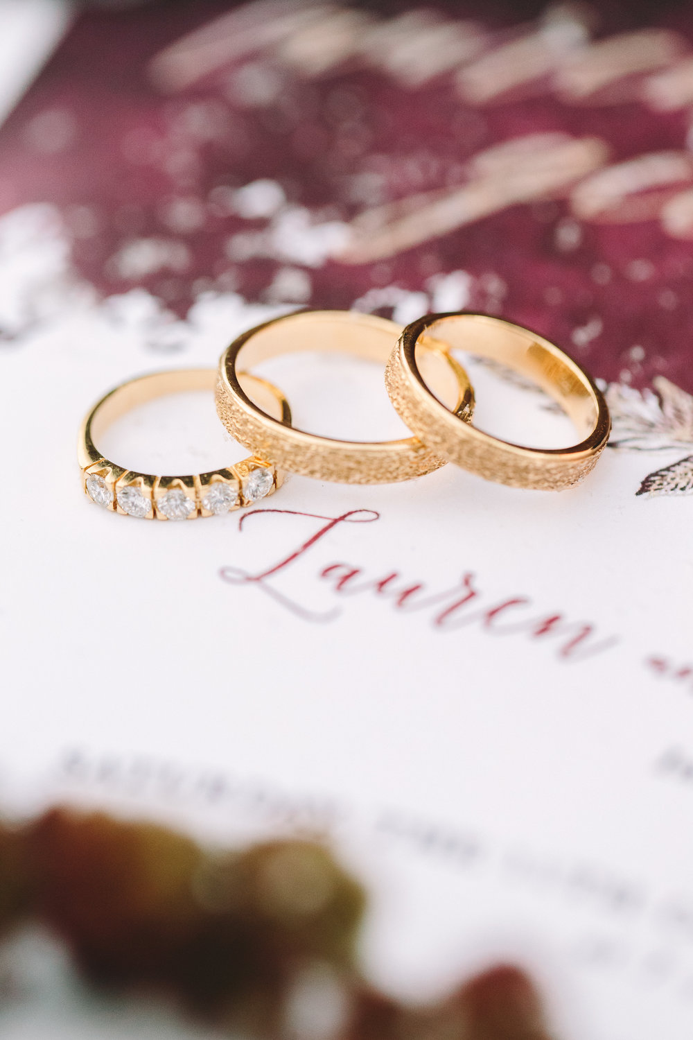 wedding-stationery-golden-ring-jewelry-bride-to-be-luxe-chic