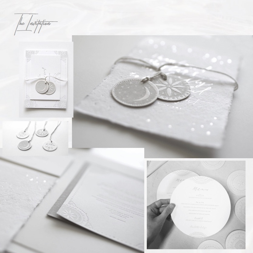 silver-emboss-stationery-wedding-menu-sparkling-destination-greece-mykonos