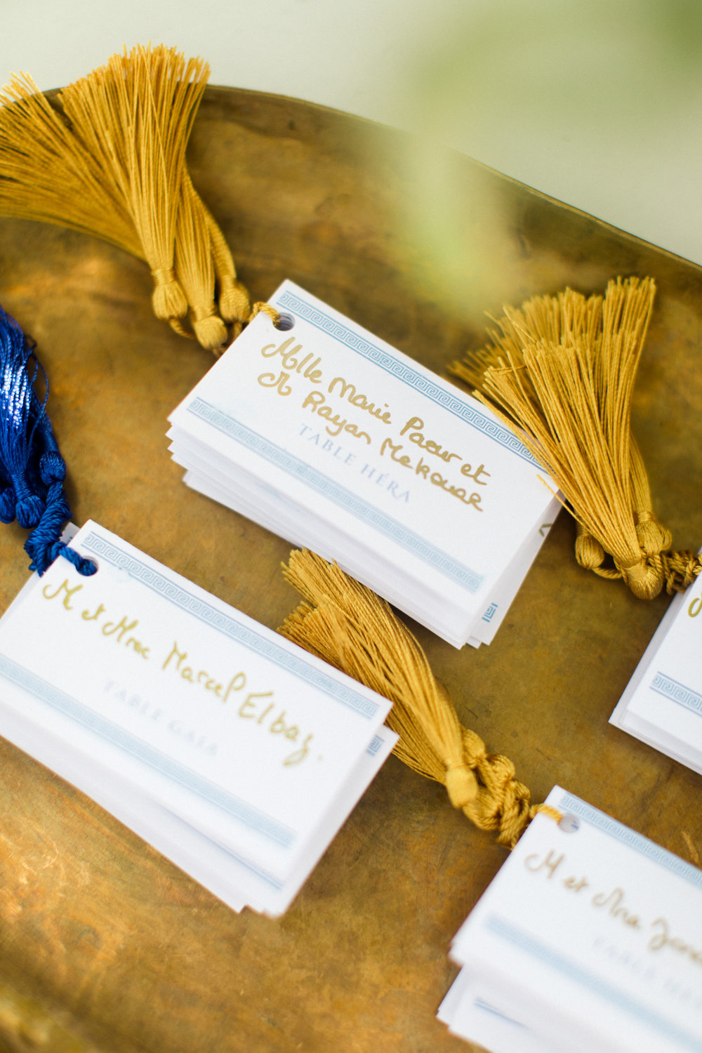 wedding-greek-theme-mythology-escort-cards-stationery-olive-branches-event-planning-silkentile-firm-royal-imperial-myconian-collection