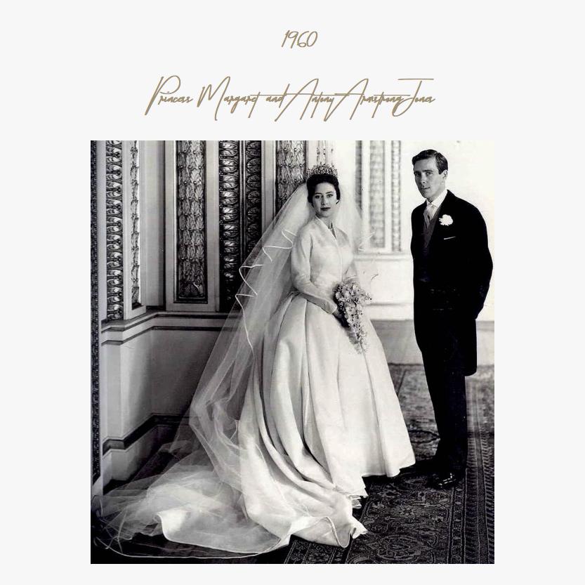 1960 | Princess Margaret and Antony Armstrong Jones