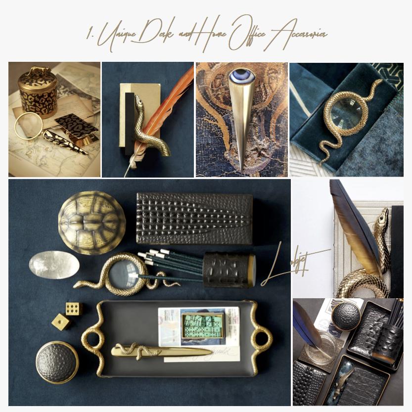 Unique Desk and Home Office Accessories