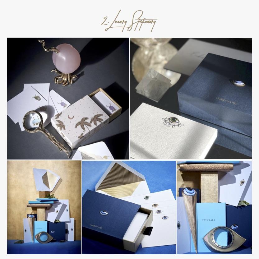 Luxury Stationery