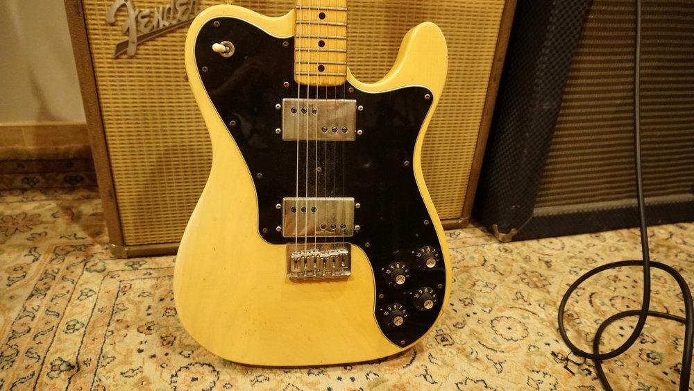 Fender Telecaster deluxe (1975)