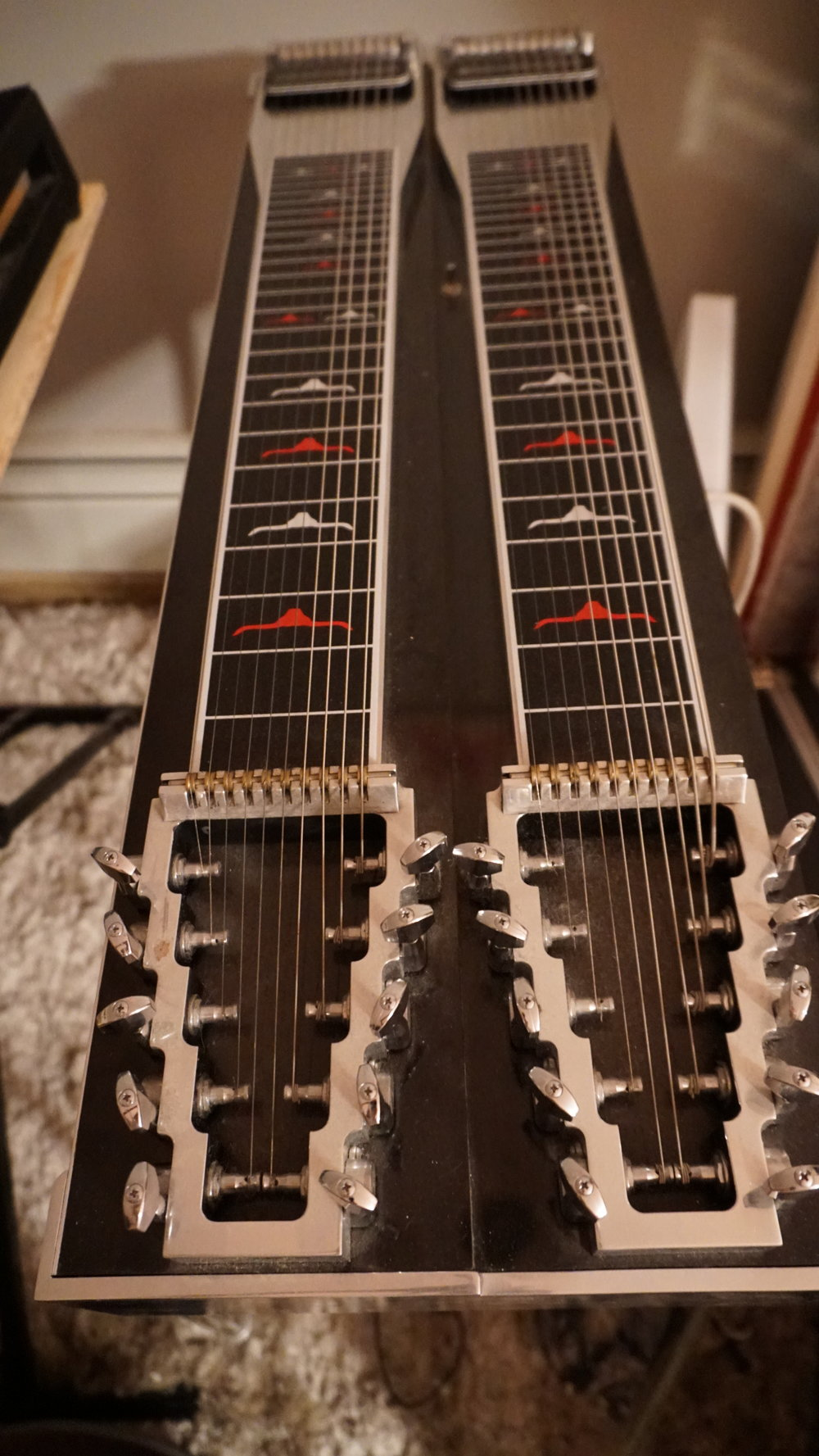 Fessenden double neck pedal steel