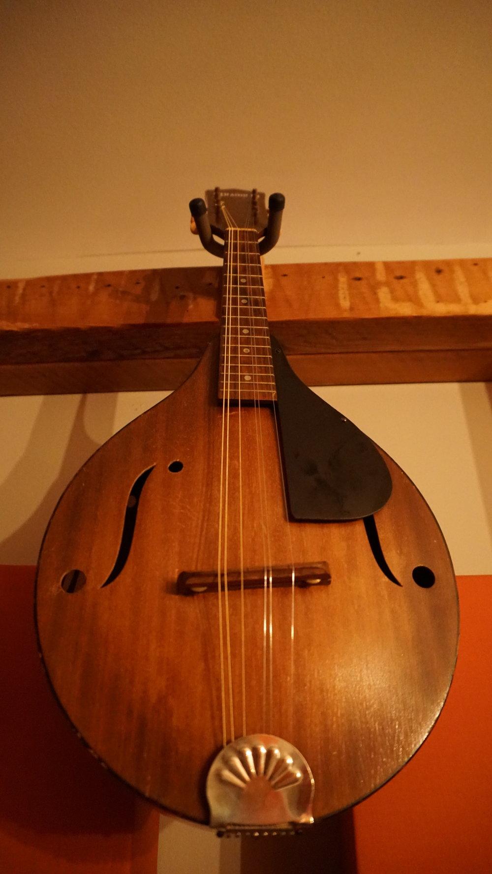 Stradolin mandolin (1940's)