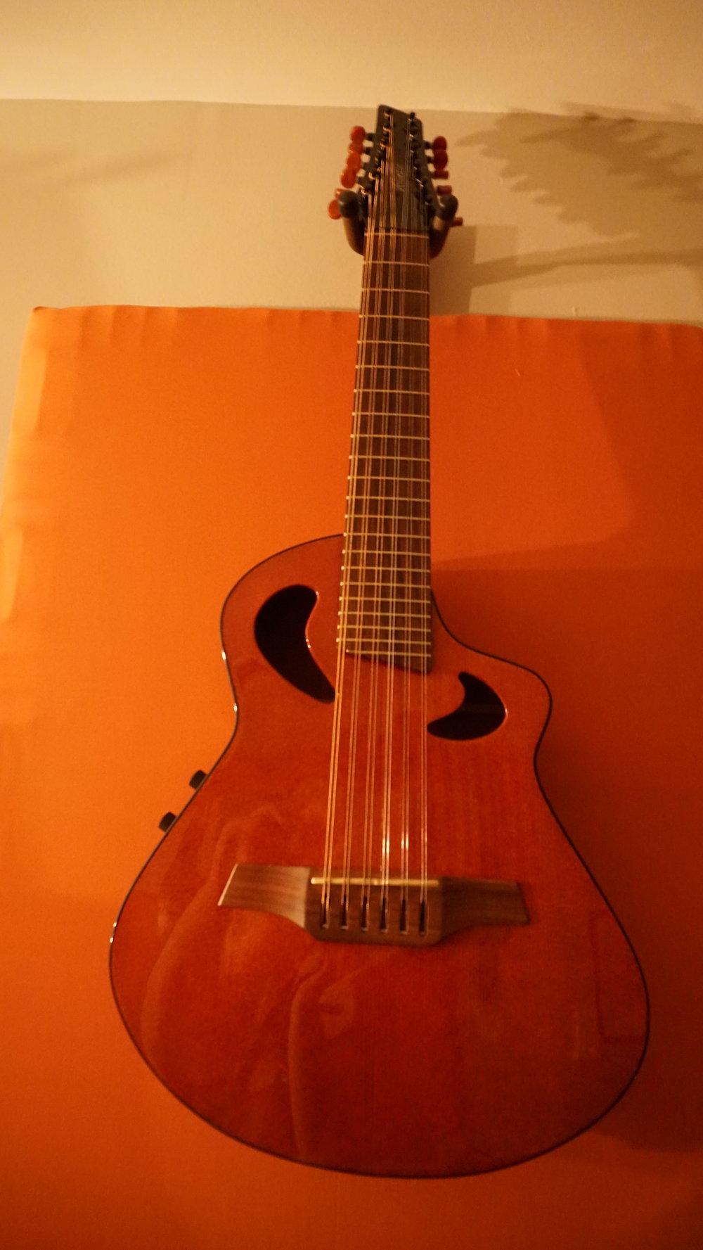 Veillette Gryphon 12 string