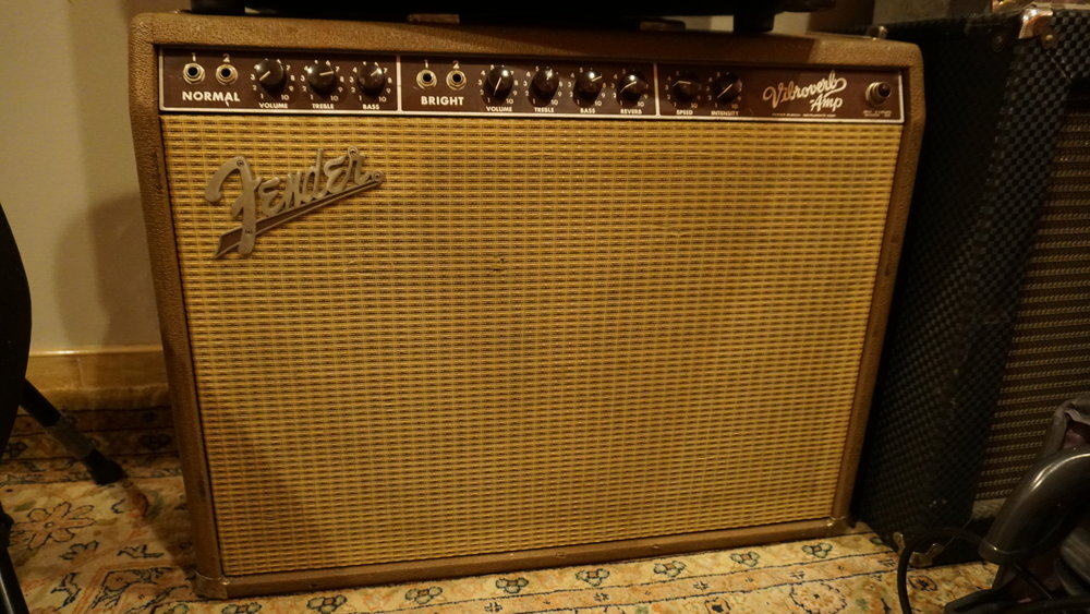 Fender Vibroverb twin