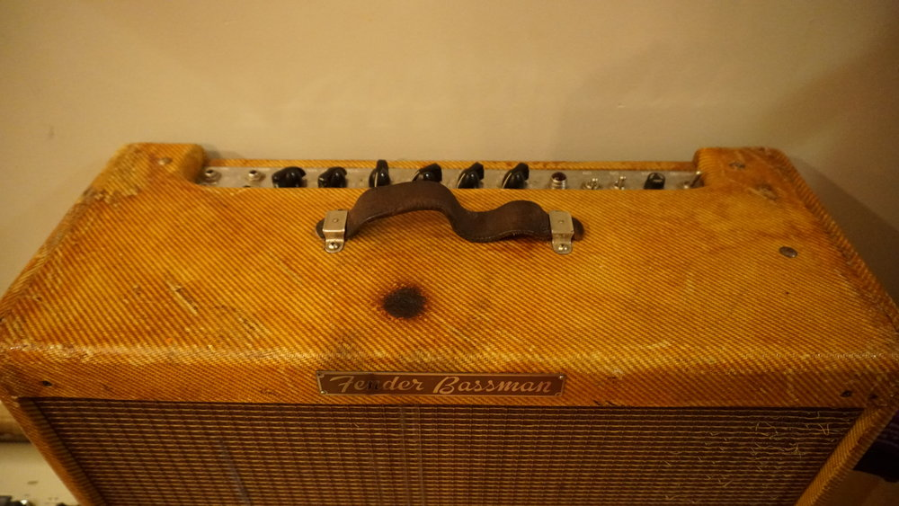 Fender Bassman (1970)