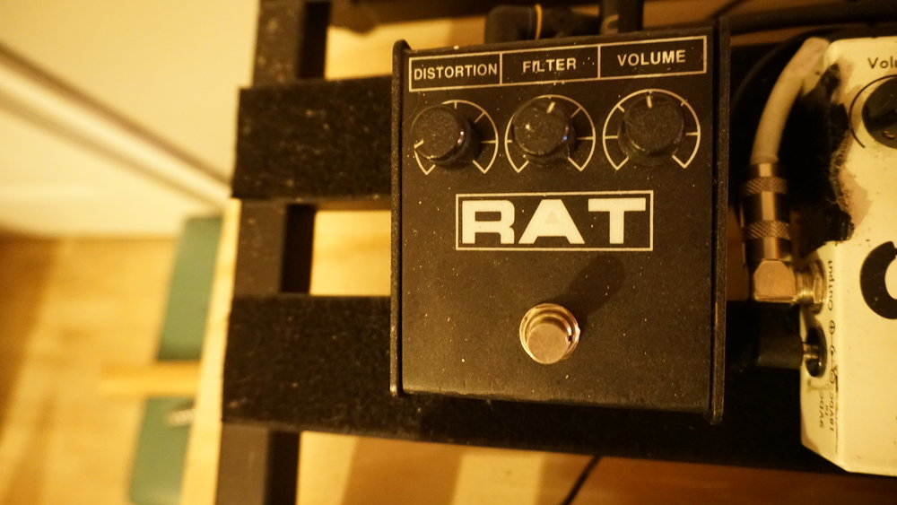 Rat distortion