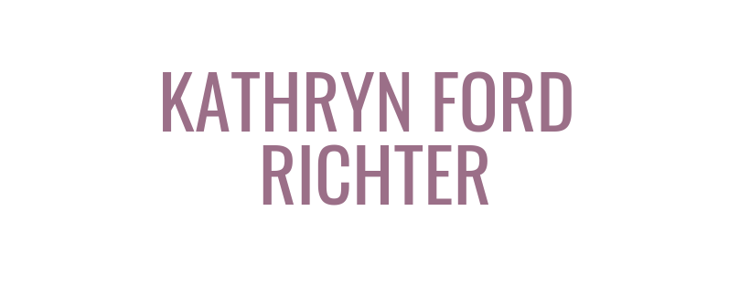 Kathryn Ford Richter | Self Care Coach