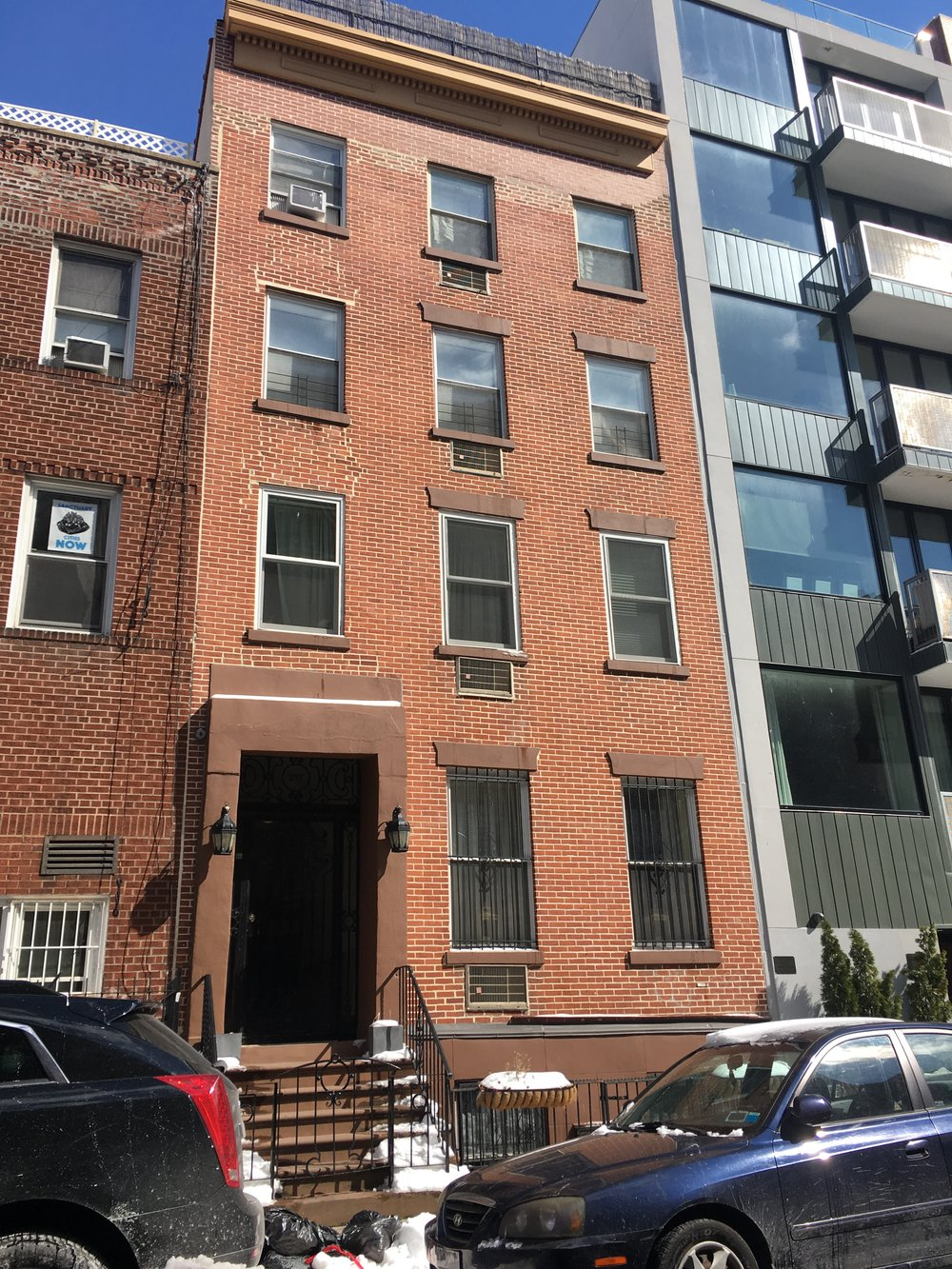 275 East 7th Street - Architect: Jeffrey Cole5 story residential building