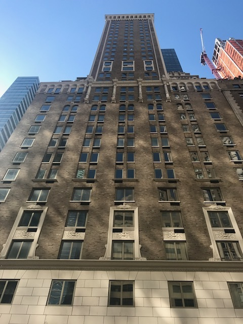 502 Park Avenue - Architect: Kondylis Architecture PC31 story mixed use building
