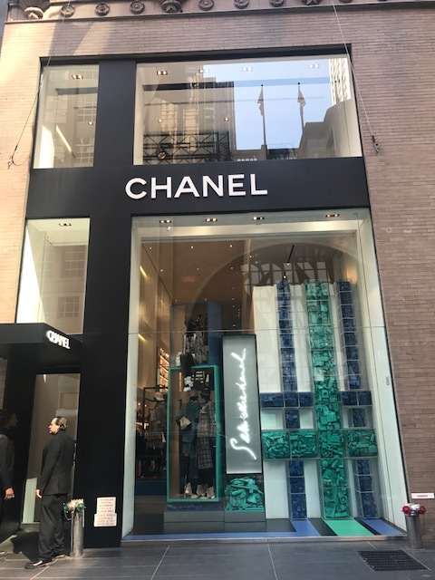 Chanel Showroom - 15 East 57th StreetChanel showroom